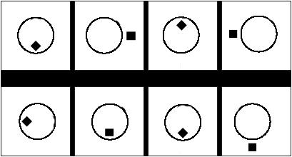 Figurenreihe einfach 1