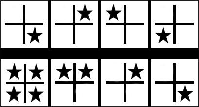 Figurenreihe einfach 3