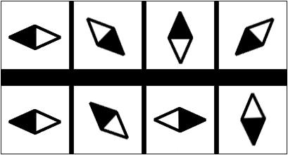 Figurenreihe einfach 6