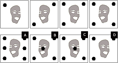 Non verbal reasoning easy test question 8