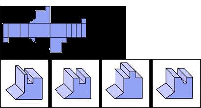 Raisonnement Spatial difficile épreuve 10