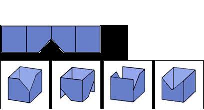Raisonnement Spatial facile épreuve 2