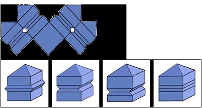 Raisonnement Spatial facile épreuve 6