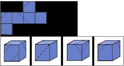 Raisonnement Spatial facile épreuve 8
