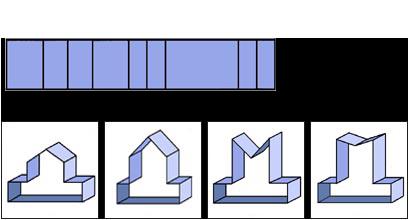 Raisonnement Spatial difficile épreuve 1