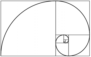 Spiral of Fibonacci, the most famous of all number sequences